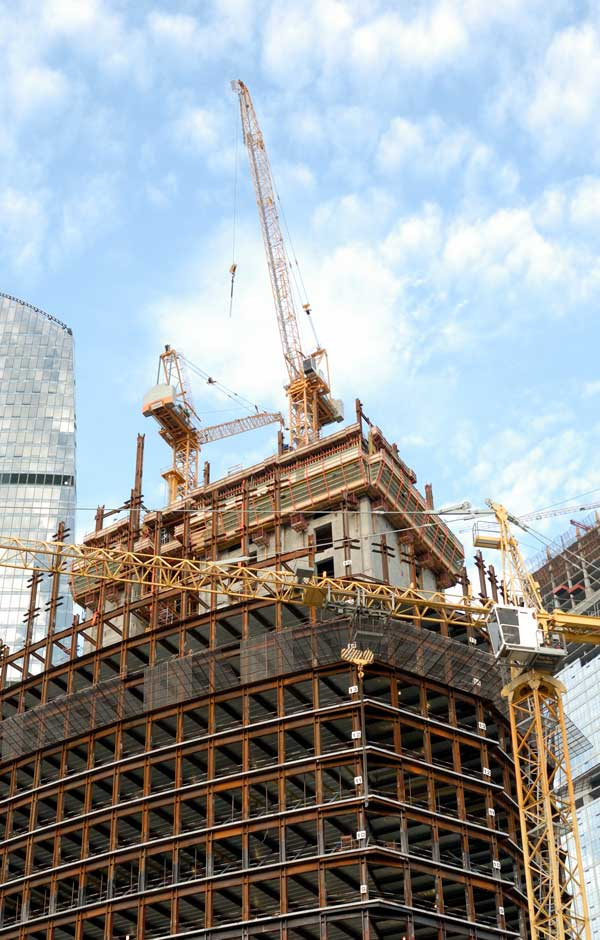Accounting services for construction and property developers