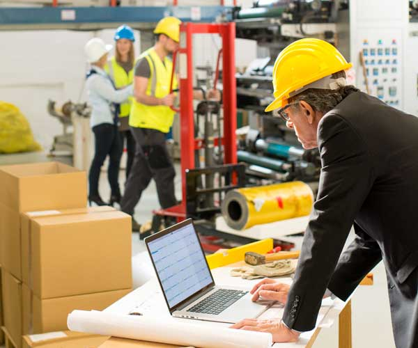 Accounting services for manufacturing-companies