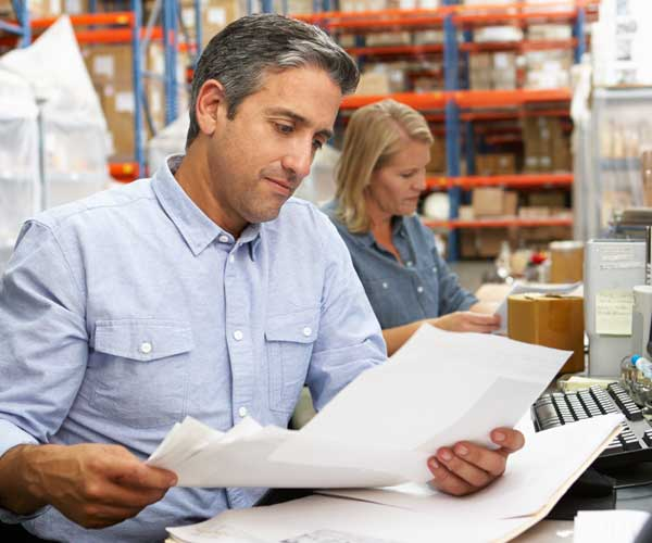 Accounting services for retail businesses and managers